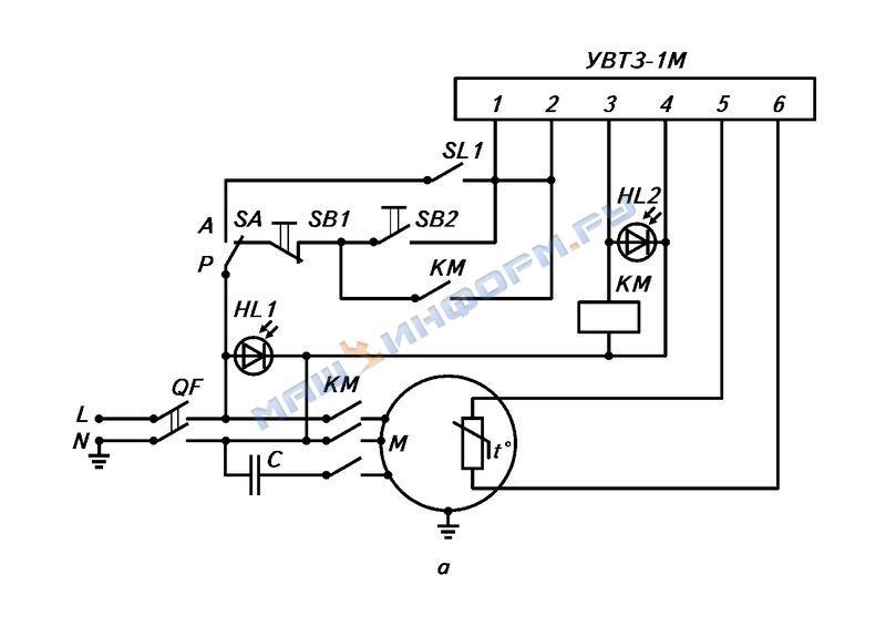 Поплавковые выключатели в схемах управления 94