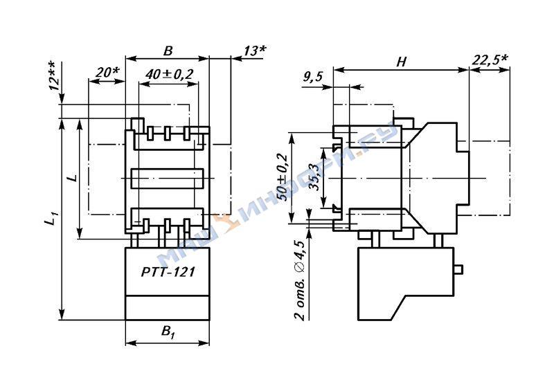 Схема пм12-040150 ухл4 в
