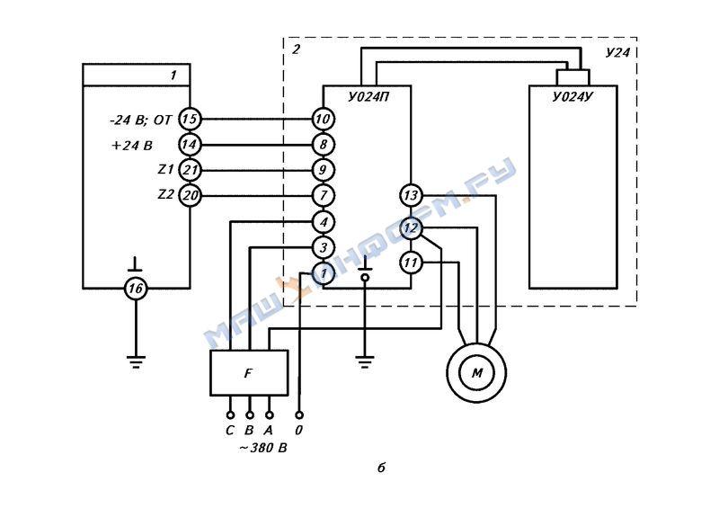 инструкция им-1 механизм исполнительный