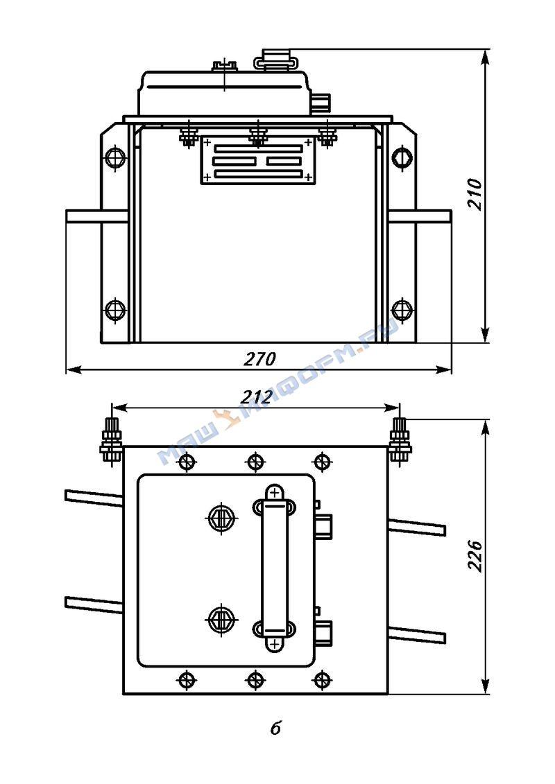 Схемы зарядного устройства с режимом хранения6