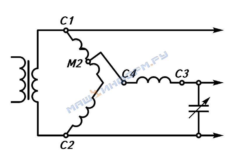 Схема расщепитель фаз своими руками 48