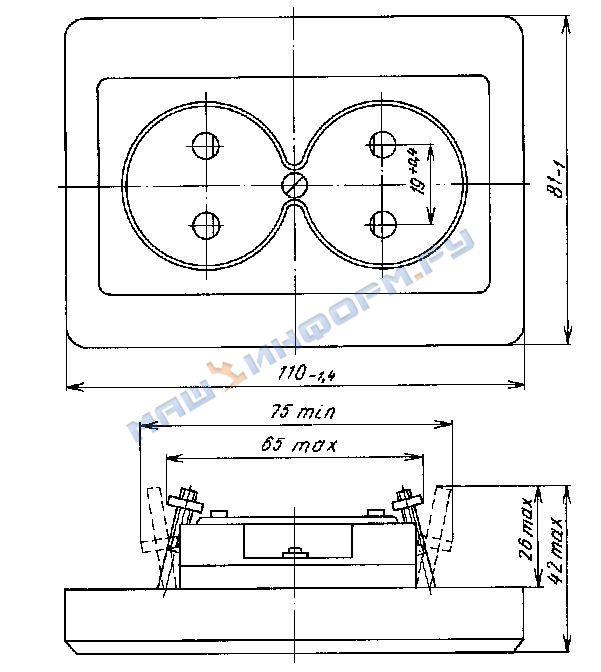5f20847eb50c Соединители электрические штепсельные с защитой контактных гнезд ...